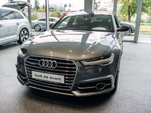 Audi A6 Avant Stock Photography