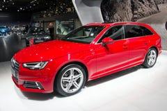 Audi A4 Avant Stock Image