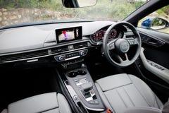 Audi A4 Avant 45 TFSI quattroinre Arkivbilder