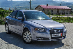 Audi a4 b7. Limuzine, 2.0TDI 140ps Stock Photography