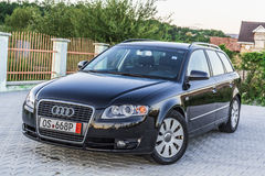 Audi A4 b7 Royalty Free Stock Images