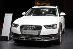 Audi A4 Royalty Free Stock Images