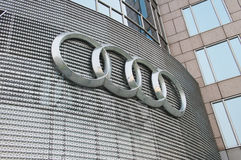 Audi Royalty Free Stock Photos