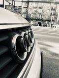 Audi a Budapest fotografia stock libera da diritti