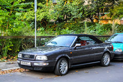 Audi Cabriolet Stock Image