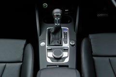 Audi A3 1 caixa de engrenagens 4T 2016 Fotos de Stock
