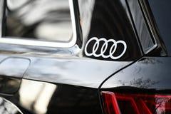 Audi Car fotos de archivo libres de regalías