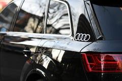 Audi Car fotografía de archivo