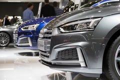 Audi car Royalty Free Stock Photography