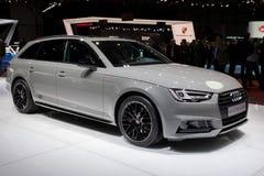 Audi A4 car Stock Image