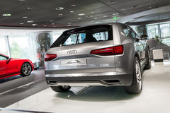 Audi car for sale Royalty Free Stock Photo
