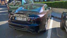 Audi Car sintonizzata Fotografia Stock