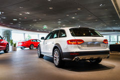 Audi cars for sale Royalty Free Stock Photos