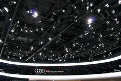 Audi ceiling Royalty Free Stock Photo
