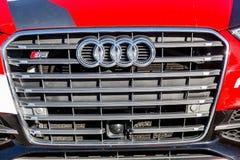 Audi Chrome Royalty Free Stock Photos
