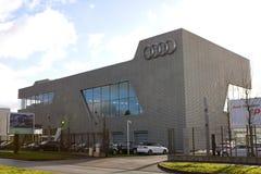 AUDI Company Stock Image