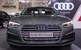 Audi A5 Coupe Zdjęcie Stock