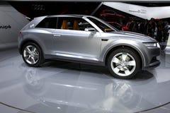 Audi Crosslane Stock Photos