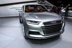 Audi Crosslane Стоковое Изображение RF