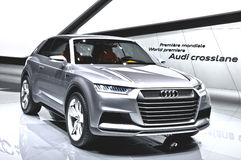 Audi Crosslane Coupe concept Royalty Free Stock Photos