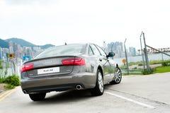 Audi A6 Stock Photos