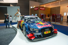 Audi DTM racing car Stock Images
