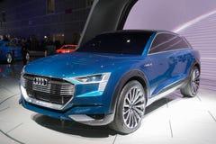 Audi e-tron Quattro Concept Royalty Free Stock Photography