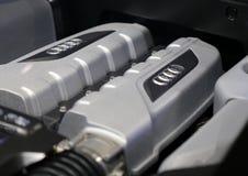 Audi Engine Stock Photo