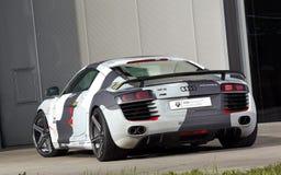 Audi fait sur commande Photographie stock