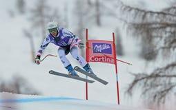 Audi FIS World Cup - Women's Downhill Stock Photo