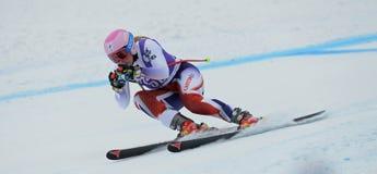 Audi FIS World Cup - Women's Downhill Stock Photos