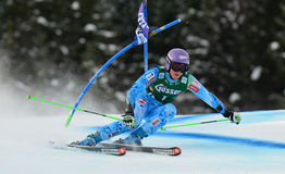 Audi FIS World Cup - Women's Giant Slalom Stock Photography