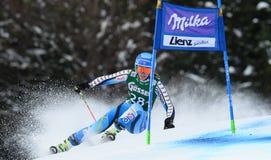 Audi FIS World Cup - Women's Giant Slalom Stock Photos