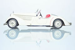 Audi 225 Front Roadster - retro cabiolet car Royalty Free Stock Image