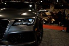 Audi royalty free stock image