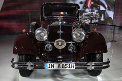 AUDI Horch A851 classic limousine Stock Photo