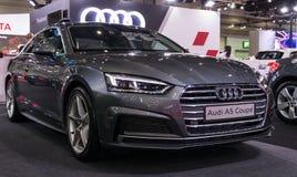 Audi A5 kupé Fotografering för Bildbyråer