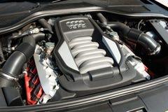 Audi A8L Long Base Sedan Royalty Free Stock Photos
