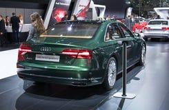 Audi A8L Stock Image