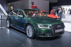 Audi A8L Royalty Free Stock Photo
