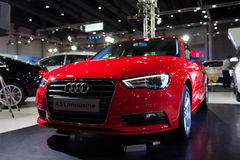 The Audi A3 Limousine Royalty Free Stock Photography