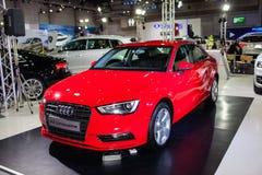 Audi A3 limuzyna Zdjęcia Stock