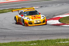 Audi LMS Cup 2013 Porsche Stock Photos