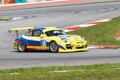 Audi LMS Cup 2013 Stock Photography