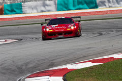 Audi LMS Cup 2013 Stock Image