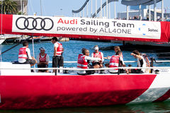 Audi Medcup Circuit 2011 Royalty Free Stock Photography