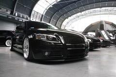 Audi modificato A3/S3 Fotografia Stock Libera da Diritti