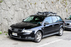 Audi A6 Stock Images