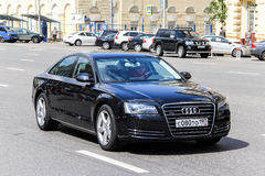 Audi A8 Stock Image