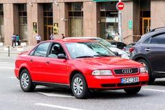 Audi A4 Royalty Free Stock Photo